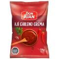 Ají Chileno En Crema  Don Juan 1 Kilo