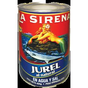 Jurel La sirenita 425 grs